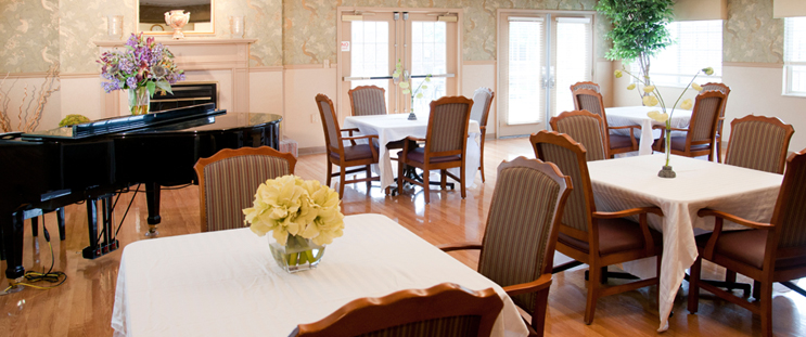 Capital Health Senior Assisted Living | The Gardens of
