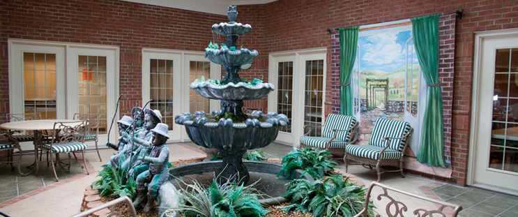 Capital Health Senior Assisted Living The Gardens Of